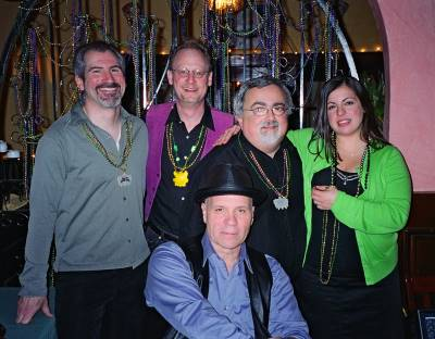 Photos of The Nawlins Funk Band