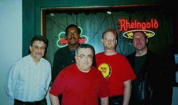 nawlins funk band - Tom Pascal, Albert Casado, Frank Antico, Dave Clive, Bob Petrocelli