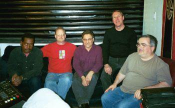 nawlins funk band - Albert Casado, Dave Clive, Tom Pascal, Bob Petrocelli, Frank Antico